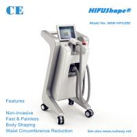 Buy cheap HIFUShape® HIFU Waist Circumference Reduction Machine NBW-HIFU200 from wholesalers
