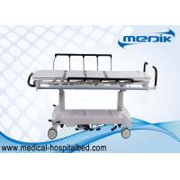 Buy cheap Hydraulic Patient Transfer Trolley With Adjustable Leg Section from wholesalers