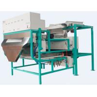 Buy cheap Multi cameras belt type color sorter machine for sorting garlic,pepper,nuts,seafood from wholesalers