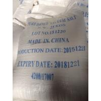 Buy cheap Chinese pure dried vacuum salt, edible grade with best price from wholesalers