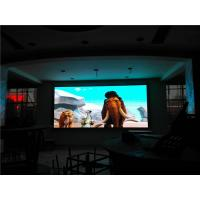 Buy cheap Light P4.81 Led Publicity Screens , Indoor Led Video Wall Display Damp Proof from wholesalers
