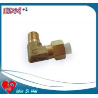 Buy cheap Wire Cut Lower Water Pipe Fitting Mitsubishi EDM Parts / EDM Wear Parts M682 from wholesalers