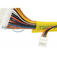 Buy cheap Polyester Self Wrapping Split Braided Sleeving For Cable Jacket Harness from wholesalers
