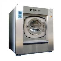 China Automatic Barrier Washing Machine Extractor 100kg Strong Bearing Imported on sale