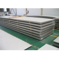 Buy cheap High Strength Polished Stainless Steel Sheets ASTM 316 , 316L For Fabricated or Formed from wholesalers