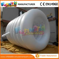 China Customized Size 0.16mm PVC White Inflatable Helium Balloons Inflatable Giant Balloon Ball on sale