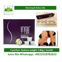 Buy cheap Botanical Extract Slimming Jelly , Natural Herbal Food Weight Loss Jelly from wholesalers