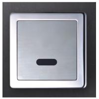 Buy cheap Automatic Urinal Flusher Free Touch Mixer Tap 0.5mW for Public Toilet , DC 6V from wholesalers