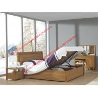 Buy cheap Adjustable Lift storage bed in E1 grade MDF and melamine board from germany for Apartment interior project furnitrue product