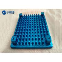 Buy cheap CNC Drilling Cold Forged Metal Parts Anodized Radiator 50W-100W Electroplate from wholesalers