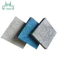 Buy cheap 4'X8' Eco Friendly Acoustic Ceiling Panels Wood Decorative Panel Ceiling Waterproof Acoustic Panels from wholesalers