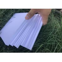Buy cheap Rigid White House Insulation Foam Board , Photo Mounting Hard Foam Sheets from wholesalers