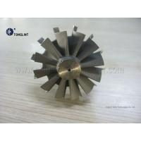Buy cheap TD07 49178-55030 ME073571 Turbocharger Turbine Wheel and Shaft K418 Material from wholesalers