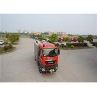 Buy cheap TGSM Standard Cab Fire Fighting Truck With Post Fire Hydrant Wrench FB450 from wholesalers