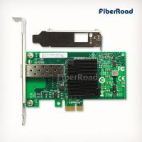 Buy cheap PCI Express x1 SFP Port Fiber NIC (Broadcom 5708S Based) from wholesalers