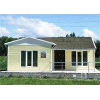 Buy cheap Blue And White Prefab Diy Modified Container House Portable EPS Panels from wholesalers