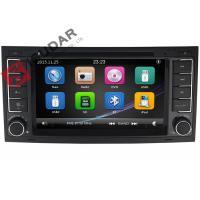Buy cheap Digital VW Touch Screen Radio , Volkswagen Touareg DVD Gps Navigation Player product