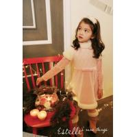 Buy cheap 2014 new fashion design kids clothing hand made baby girl dress mix order wholesale from wholesalers