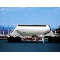 Buy cheap 9522GFLTH-Powder Tanker Semi-Trailer for Bulk Carbon Black Powder -52000L-3 axles from wholesalers