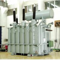 Buy cheap Single Phase Shell Type Transformer , 35kV Electric Arc Furnace Transformer from wholesalers