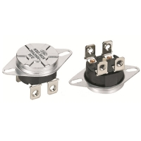 Buy cheap Efficient Mini Thermal Switch , Bipolar Bimetallic Thermal Thermostat from wholesalers