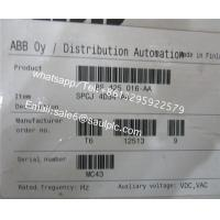 Buy cheap ABB SPCJ4D34-AA from wholesalers