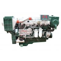 Buy cheap High Speed 4 Stroke Diesel Engines With 4 Valves / Marine Boat Engine from wholesalers