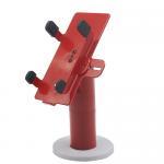 Buy cheap Red Credit Card Tilt Tilt Swivel Desk POS Terminal Stand from wholesalers