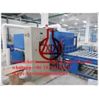 Semi Automatic Fiber Cement Board Heavy Duty Laminating Machine 2.2KW - 4KW Power
