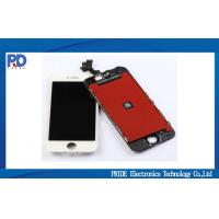 Buy cheap LCD Touch Screen / Apple iPhone 5C White Digitizer Display Assembly from wholesalers