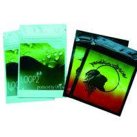 Buy cheap design ziplock foil bag for spice herbal incense , herbal incense 10g bag from wholesalers