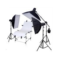 Buy cheap Barn door filter 5A Studio Lighting Kits  for dress and certificate photography  from wholesalers