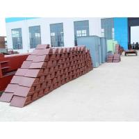 High Temperature Bucket Conveyor System Hopper Sufficient Strength