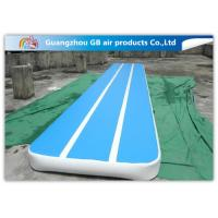 Buy cheap Exercise Equipment Inflatable Gym Mat  Inflatable Gymnastics Mats Folding Gym Mat from wholesalers