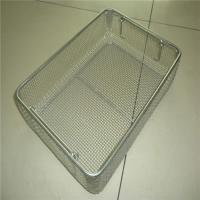Buy cheap Stainless steel washing basket Sell By Factory Directly With Good Quality And Competieve Price from wholesalers