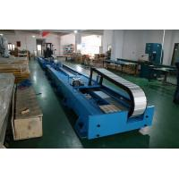 Buy cheap Manual Lubricating Robot Rail System With Organ Shield Accelertaion ≤5m/S² from wholesalers