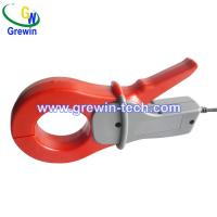 Buy cheap Red High Voltage Clamp on Sensor Current Transformer Probe for Testing from wholesalers