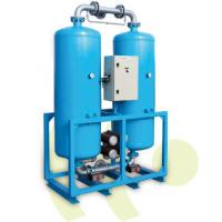 Buy cheap heatless adsorption air dryer drying compressed air from wholesalers