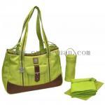 Buy cheap Diaper Bag shoulder bag green from wholesalers