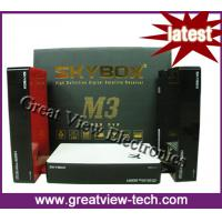 Buy cheap Skybox M3 hd pvr satellite receiver for worldwide market from wholesalers