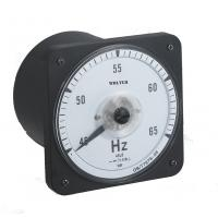 Buy cheap 45-55hz Analog Frequency Meter , Analog Panel Meters 240 Degree Indicating Angle from wholesalers