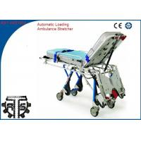 Buy cheap Auto Loading Ambulance Trolley Stretchers Foldable for Wilderness Rescue from wholesalers
