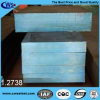 Buy cheap DIN 1.2738 Plastic Mould Steel Plate from wholesalers