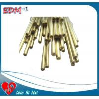 Buy cheap EDM Brass Multihole Elecytrode Tube 6.0x300mm for EDM Drilling Machine from wholesalers