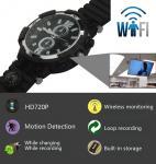 Y33 8GB 720P WIFI IP Spy Watch Camera Home Security Smart Remote CCTV Video