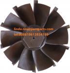 Buy cheap Caterpillar Industrial Truck Engine Turbo Shaft 451938-0001 GTA500201BS  For Garrett Turbo 716875-0001 Turbine Wheel from wholesalers