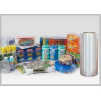 Buy cheap Light Weight Clear Shrink Wrap Film Tight Sealing For Fast Packaging from wholesalers