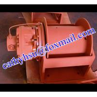 Buy cheap factory directly offered dredger hydraulic winch drilling rig hydraulic winch with pull force 1-100 ton from wholesalers