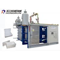 Buy cheap High Corrosion Resistance Eps Automatic Vacuum Shape Molding Machine 220V / 380V product