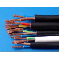 Buy cheap RoHS UL2570 PVC Double Insulated Copper Wire Multi Core Shielded Cable from wholesalers